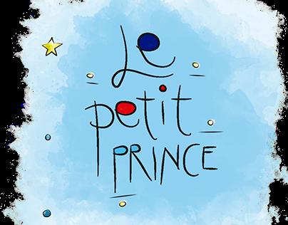 -Le Petit Prince-