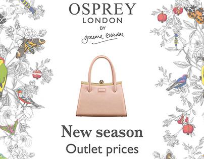 Osprey London Station Advertising