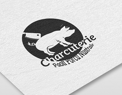 Charcuterie Logo Design