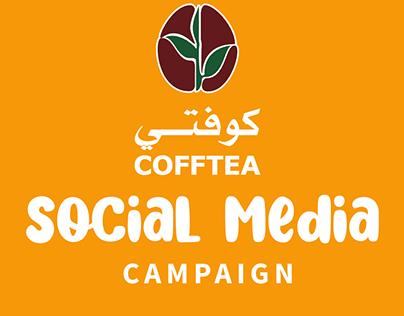 Cofftea Social Media Campaign