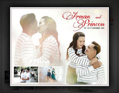 11-25-20 Arman - Princess GUESTBOOK