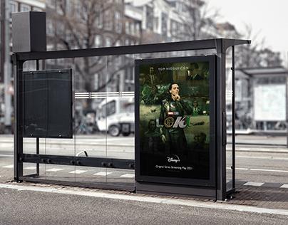 Loki Poster Design