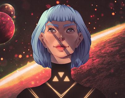Space mind #2