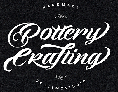 Pottery crafting
