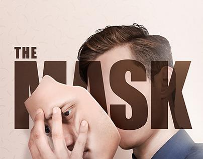 The Mask - Short Film Poster Design