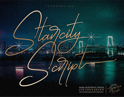 South City Signature FREE FONT on Behance