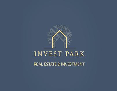 INVEST PARK - تصميم هوية
