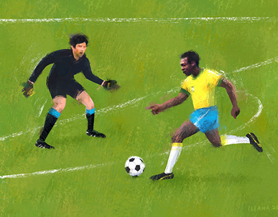 The Economist: The Art of Football