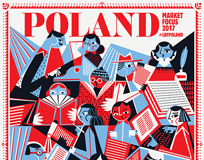 London Book Fair 2017 Poland