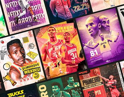 NBA BRASIL | Nov '19 - Jan '20