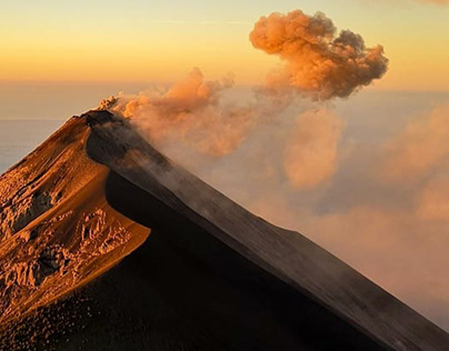 A lifetime experience in Volcano Acatenango 🌋🌄📸