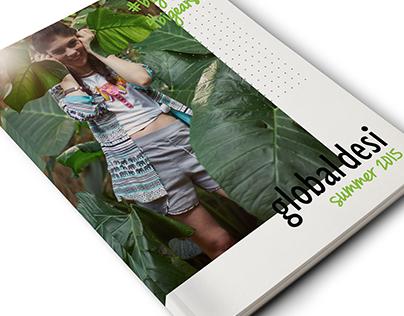 Global Desi – Summer 2015 Lookbook