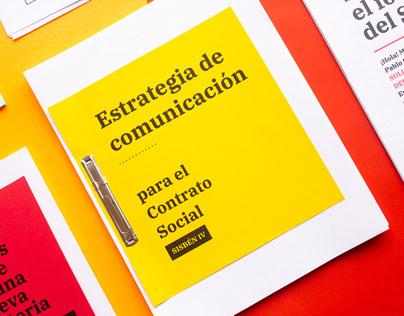 kit de comunicación para el desarrollo social | SISBEN