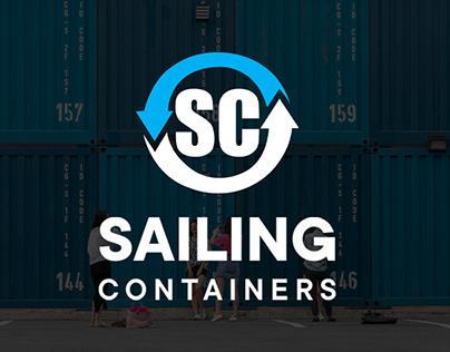 Sailing Container Logo
