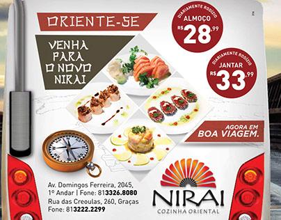 CAMPANHA ORIENTE-SE NIRAI