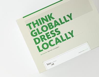 Biascut / Locally-Sewn Fashion