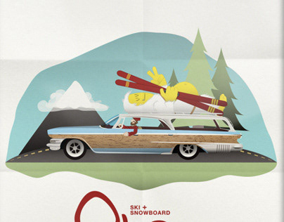 Outdoor Pursuits Center Poster