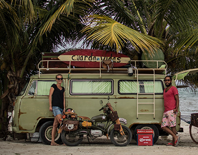 MEXICO - ROLLING VINTAGE IN MAHAHUAL | 2018