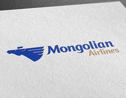Mongolian Airlines MIAT | Rebranding Concept