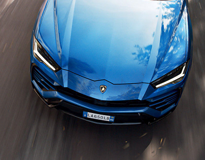 LAMBORGHINI URUS No mission is impossible