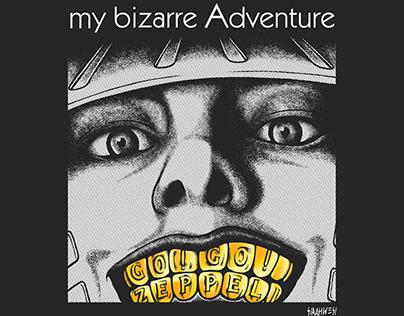 JJBA x MBV Spoof: My Bizarre Adventure