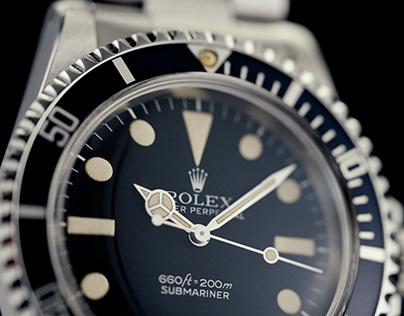 Rolex Submariner – ref.5513