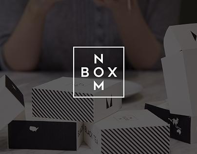 NOMBOX Branding Project