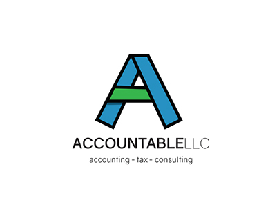 Accountable LLC Logo Design