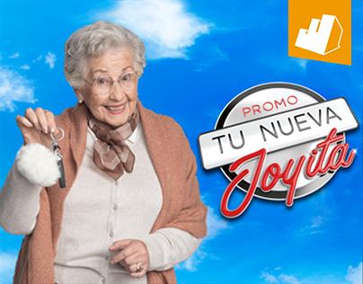 """Promo """"Tu nueva joyita"""" - COPEC"""