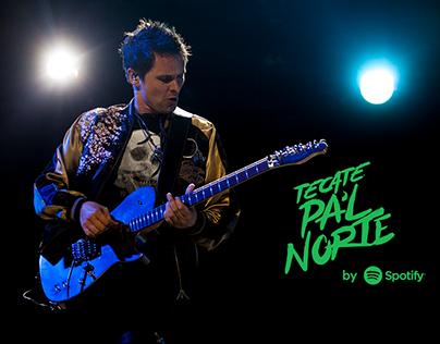 Spotify | Pa'l Norte 2018