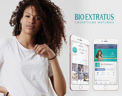 Bio Extratus - Social Media