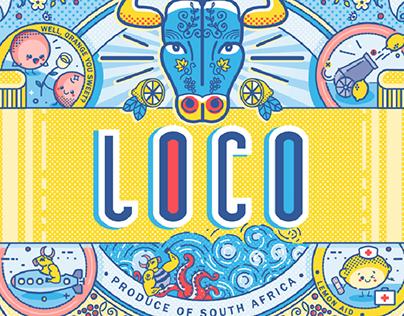 Loco Brand Identity