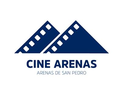 Cine Arenas Rebranding