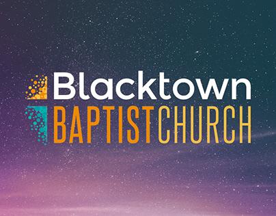 Blacktown Baptist Brand Development
