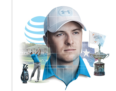 AT&T Byron Nelson Congratulatory Ads (Print & Digital)