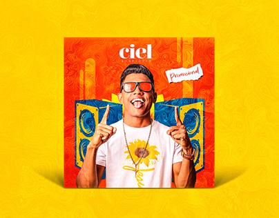 Cd Promocional - Ciel Rodrigues