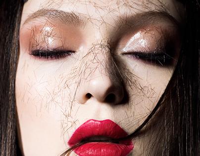 Svetlana Mukhina / Marie Claire / Hair Confidential
