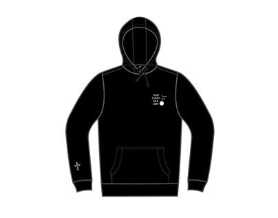 new portion T-shirt and Hoodie