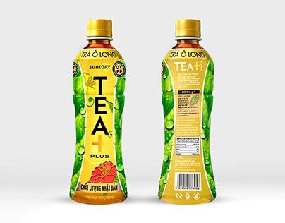 Tea+ // Tết Packaging