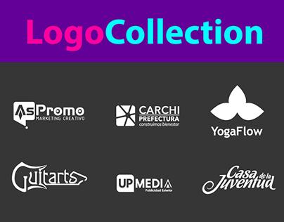 Logofolio 2018 Colección de Logotipos