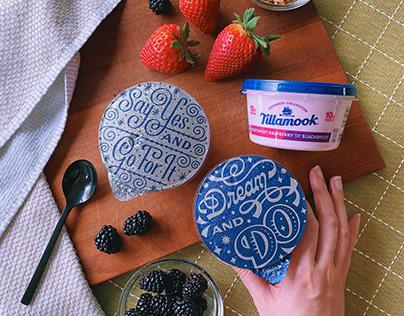 Tillamook Creamery Collection Yogurt
