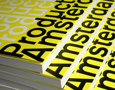 Book Design Productive Amsterdam
