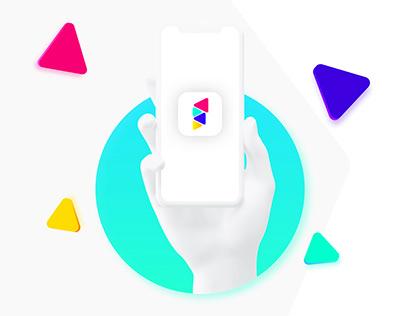 Fartca | Brand Identity | Logo App
