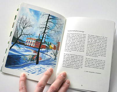 """Living in Oslo"" Book"