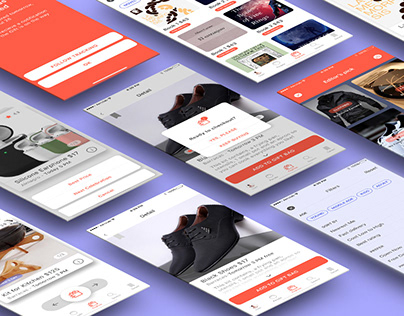 Coddle App - UX/UI
