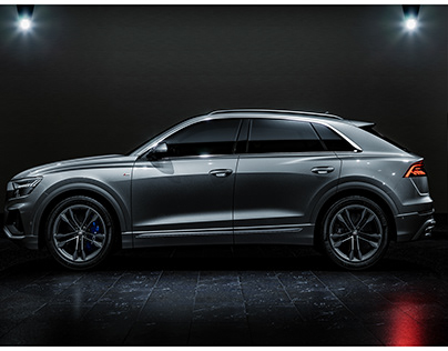 Unreal 4 l Audi SQ8