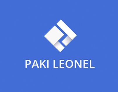 Paki leonel Logo