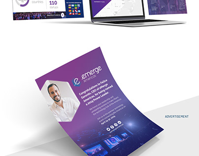 eMerge Tech Conference Prospectus and Collateral