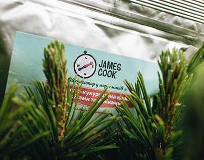 James Cook - sublimated food