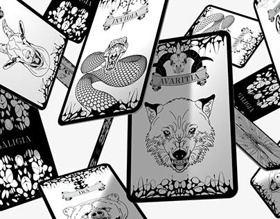 SALIGIA - Tarot Cards